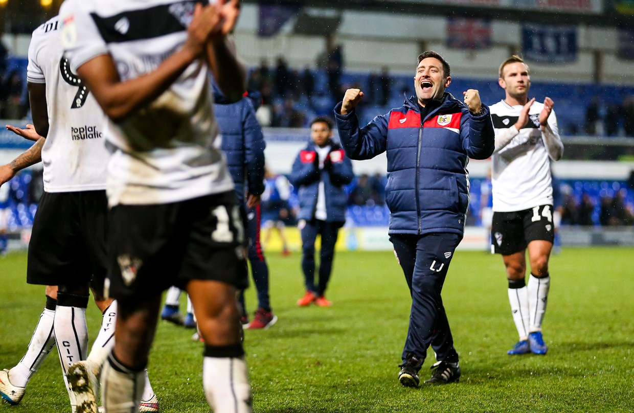 Video: Lee Johnson Post-Ipswich Town away  thumbnail