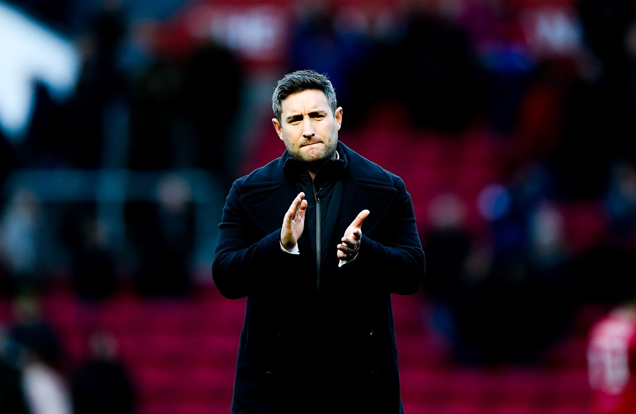 Audio: Lee Johnson pre-Birmingham City away press conference thumbnail
