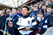 Ashton Gate Stadium offers all sports fans free fruit