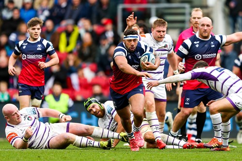 Stat attack: Bristol Bears 41-10 Leicester Tigers