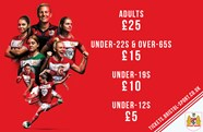 Bristol City Women 2018/19 Half-Season Cards now on sale
