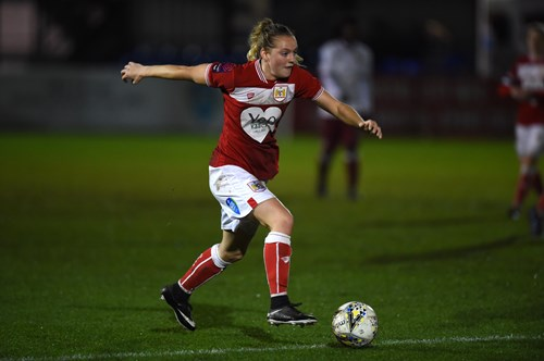 Report: Bristol City Women 5-2 Aston Villa Ladies