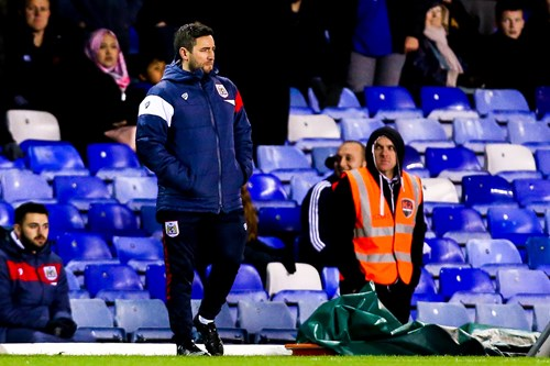 Audio: Lee Johnson Post-Birmingham City away press conference