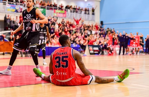 Bristol Flyers sign three-year elite partnership with ITEC