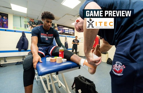 ITEC Game Preview » Bristol Flyers v Manchester Giants