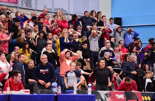 Report: Bristol Flyers 89-92 Manchester Giants