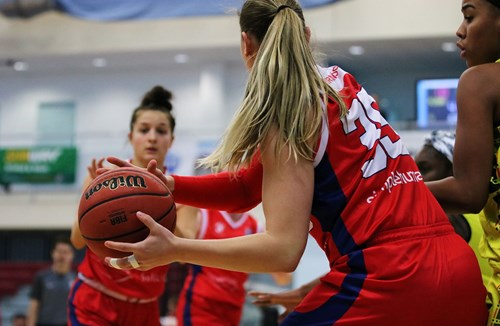 Women's Report: Bristol Flyers 68-44 Barking Abbey
