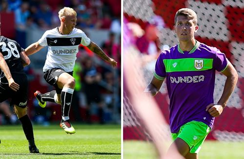 Youngsters join Weston-super-Mare on loan