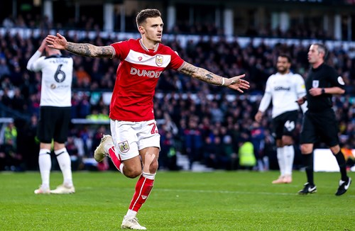 Report: Derby County 1-1 Bristol City
