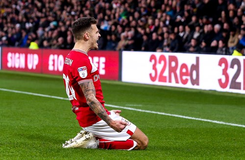 Highlights: Derby County 1-1 Bristol City