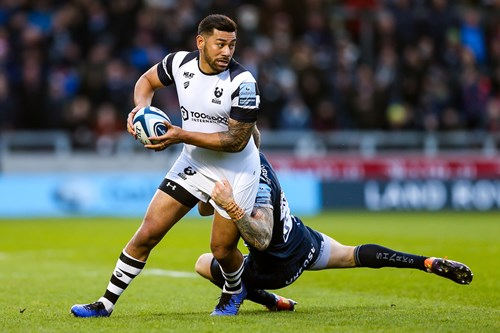 Sale Sharks fixture confirmed at Ashton Gate