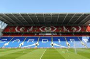 Cardiff Away Live On TV