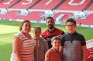 Bristol City Legend Swaps Football Boots For Boxing Gloves