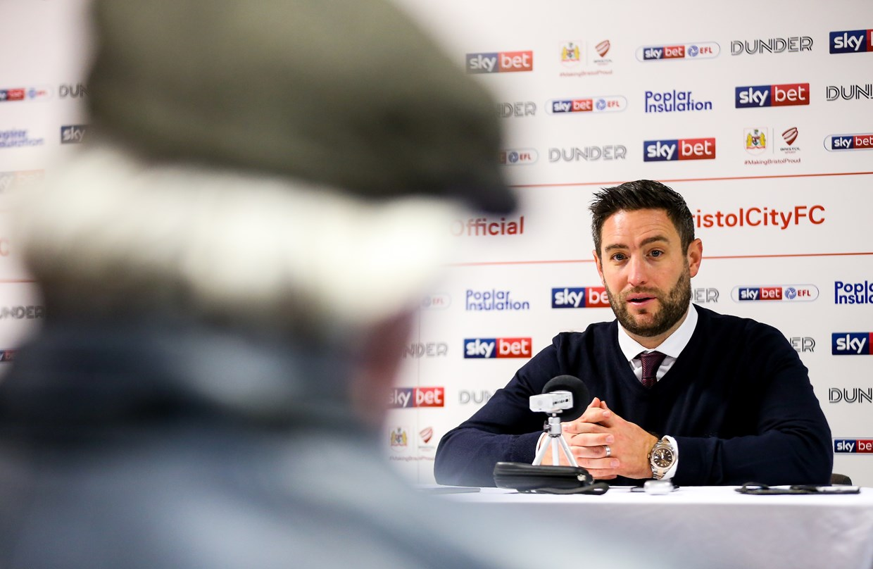 Video: Lee Johnson Pre-Bolton Wanderers home thumbnail