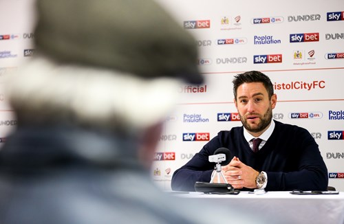 Video: Lee Johnson Pre-Bolton Wanderers home