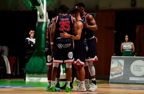 Report: Plymouth Raiders 86-74 Bristol Flyers