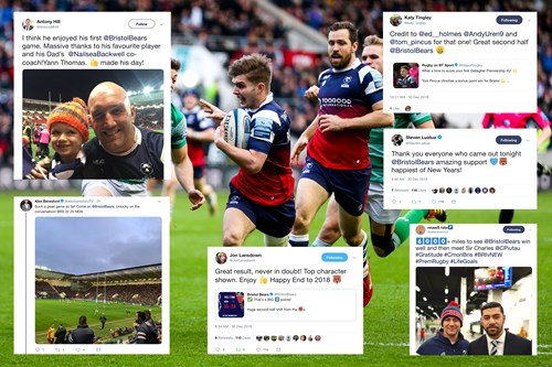 Social media round-up: Bears fight back