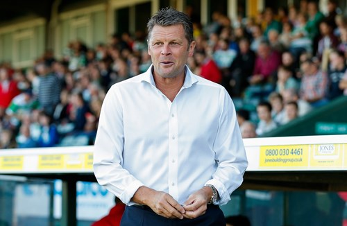 Manager Delighted Players Bounced Back From Fulham Defeat