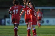 Report: Bristol Academy 3-2 Oxford United