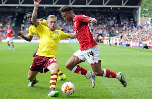 Report: Bristol City 1-2 Burnley