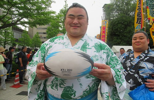 Happy 2019: Year of the Rugby World Cup in Japan
