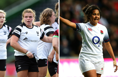 Bern and Tuima awarded full-time England Women's contracts