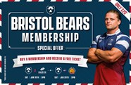 Become a Forever Bristol Bears member today!