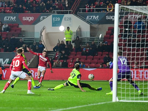 Highlights: Bristol City 1-0 Huddersfield Town (Emirates FA Cup, R3)