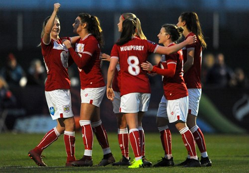 Report: Bristol City Women 1-1 Manchester City