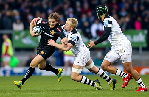 Stat attack: Exeter Chiefs 14-9 Bristol Bears