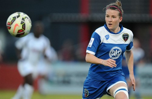Report: Bristol Academy Women 0-2 Birmingham City Ladies