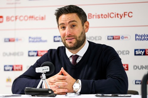 Audio: Lee Johnson pre-Wolves home press conference