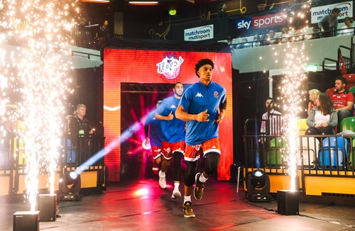 Bristol Flyers - highlights of 2018