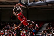 Report: Leicester Riders 64-63 Bristol Flyers