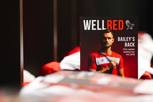 Bailey's back: The 'Wright' road to recovery