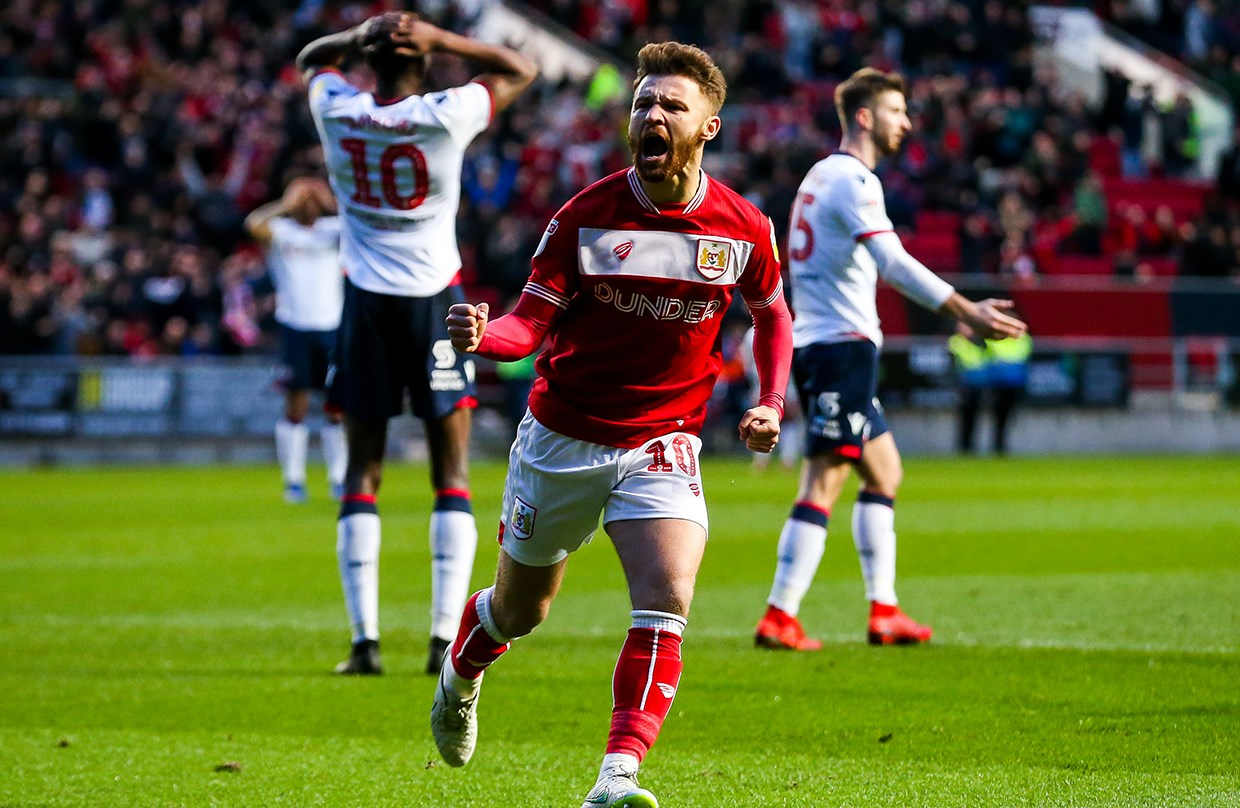 Highlights: Bristol City 2-1 Bolton Wanderers thumbnail