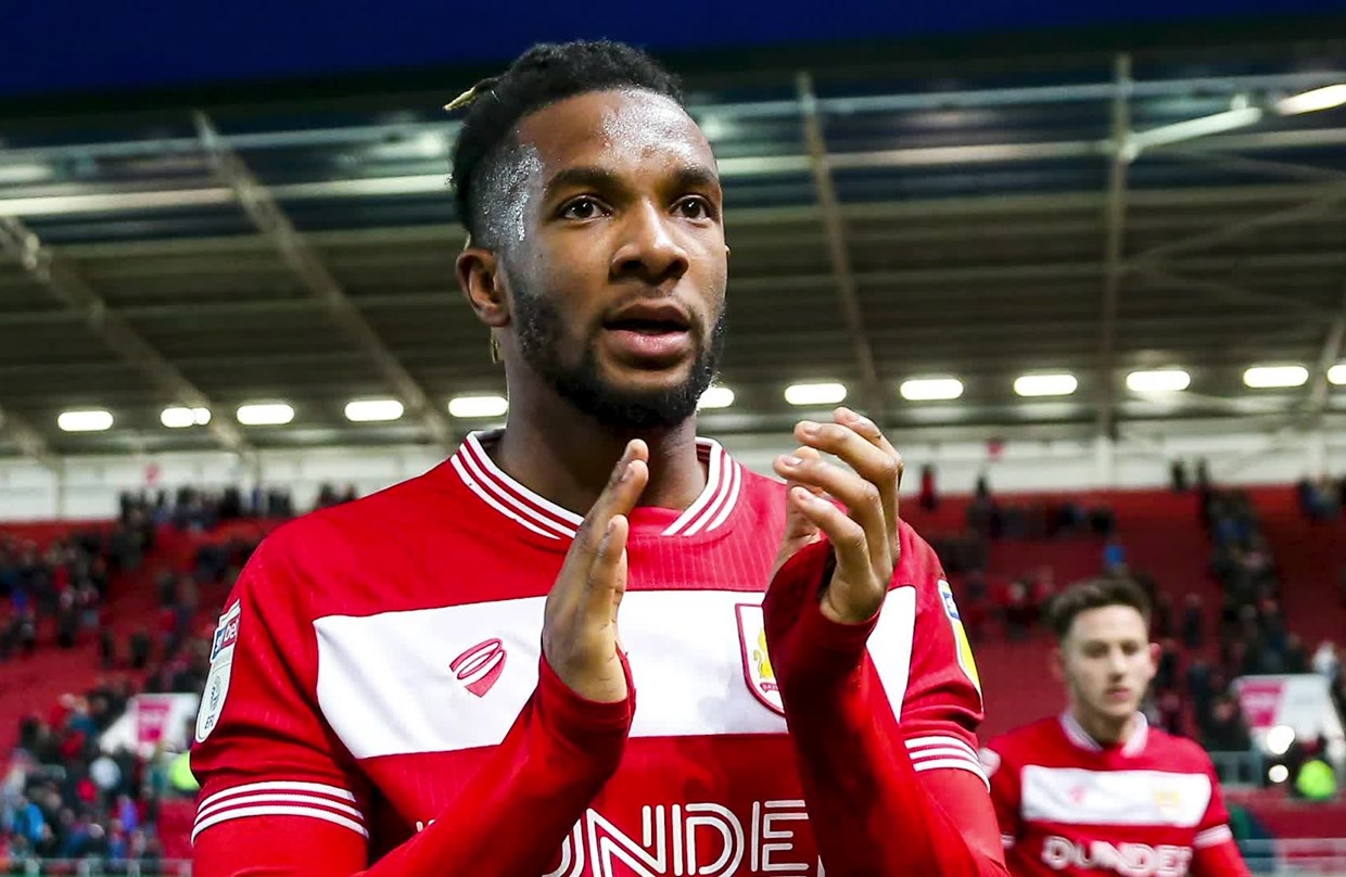 Audio: Kasey Palmer post-Bolton Wanderers press conference thumbnail