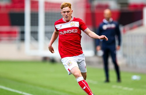 Report: Bristol City U23s 1-0 Charlton Athletic U23s