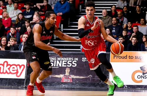 Highlights: Leicester Riders 64-63 Bristol Flyers