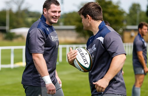 Phillips Signs Permanent Deal With Bristol Rugby