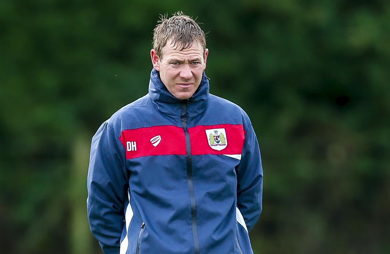 Audio: Dean Holden Pre-Nottingham Forest away press conference thumbnail