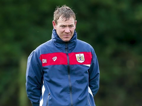 Audio: Dean Holden Pre-Nottingham Forest away press conference
