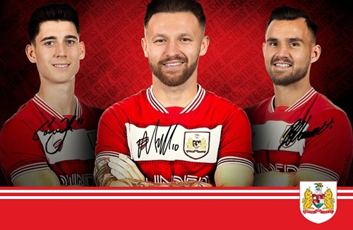 First team trio extend BS3 stay