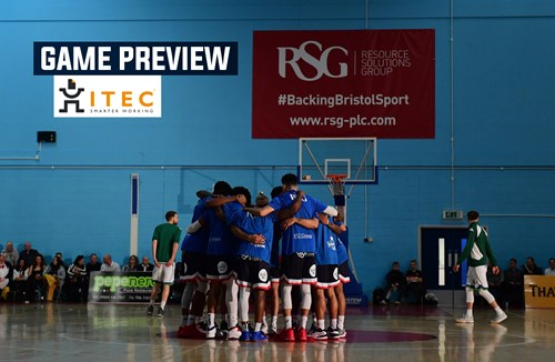 ITEC Game Preview » Bristol Flyers v Sheffield Sharks
