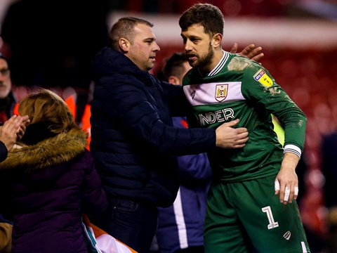 Video: Frank Fielding Post-Nottingham Forest away