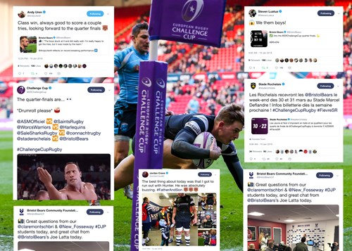 Social media round-up: It's a knockout