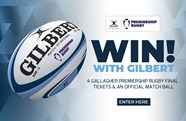 Competition: kick-off 2019 with Gilbert Rugby
