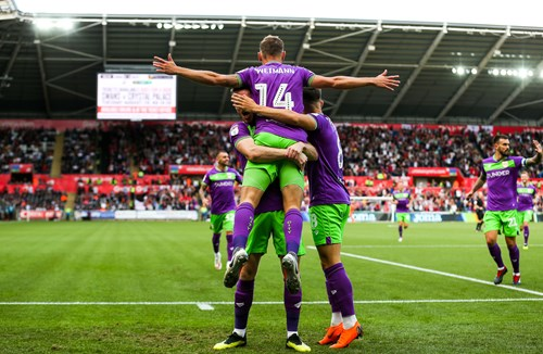Pack the Gate for Swansea encounter
