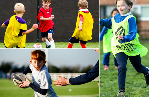 Sign up for February half-term holiday camps