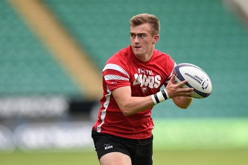 Chamberlain named in Scotland U20 squad for Six Nations